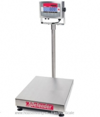 Washdown bench scale Ohaus T31XW (SS)
