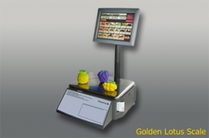 LS2XT Barcode Label Scale Self-service