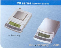 Analytical balances CU Series