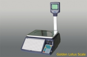 LS6X Series Label Printing Scale