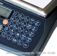Couting scale JCA series