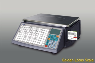 LS2XN Lable Printing Scale